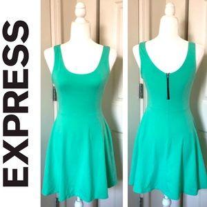👗 Express Fit & Flare dress - Mint - Medium 👗